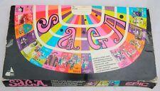 Rare Epic Saga Board Game Norman Sofier 1968 PW Kingsland Psychedelic Design