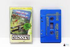 Sinclair Spectrum 48k gioco-DEEP STRIKE-completamente in guscio OVP BOXED