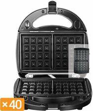 Iron Waffle maker electric  multibaker электровафельница мультипекарь Redmond