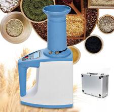 Grain Moisture Meter Tester 3 35 Hygrometer Led Indicator Checker 20 Species