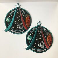 NASA Patch Girl Scouts Patch Girl Scout Badge
