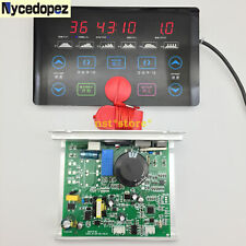 Universal Controller Main Board With Dashboard Display For Treadmill