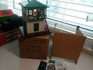 LIONEL 445 SWITCH TOWER