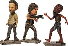 5 X Loot Crate February 2016 Walking Dead Blind Packed Figures