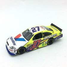 Nascar Menards #27 Valvoline Diecast Car Model Toy 1:40