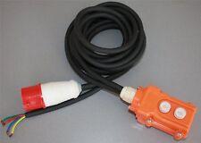 Drehrichtungsschalter XT20 Polumschalter mit 380 Volt Stecker u. Kabel