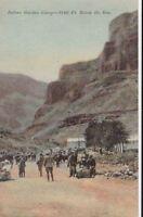 Postcard Grand Canyon Indian Garden Camp Below Rim Arizona AZ
