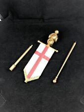 Mythic Legions Templar Knight Banner Flag Standard Covenant Of Shadows Accessory