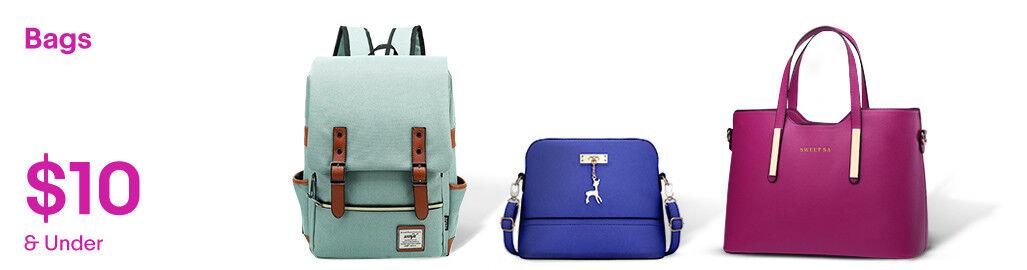 Women's Bags under $10.00