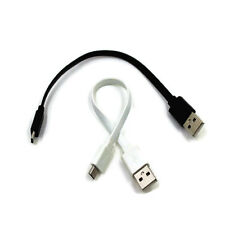 23cm Micro USB Data Fast Charger Short Cable for Samsung HTC XiaoMi Oppo Vivo et