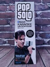 tzumi POP SOLO Professional Karaoke Microphone Mixer Black 4955B NEW SEALED