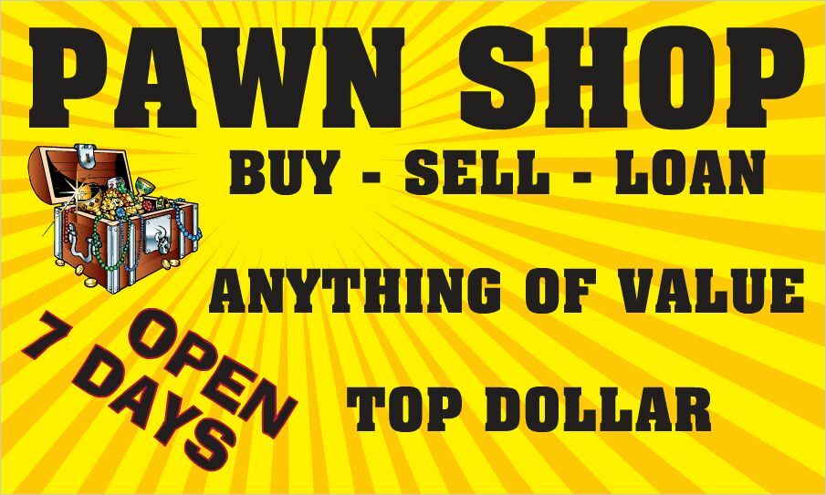 Yellow Pawnshop