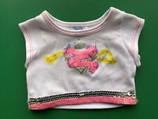 Build a Bear Clothing - Princess in Training T-Shirt - EUC