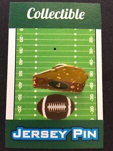 Green Bay Packers Brett Favre lapel pin