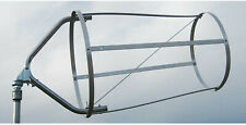 """LARGE AVIATION WINDSOCK FRAME for AIRPORT WINDSOCK 18"""" x 96"""""""