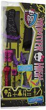 Design additionnel loup-garou, Monster High Create-A-Monster accessoires, vêtements, Mattel