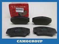 Pills Front Brake Pads Pad Fritech FORD Escort Fiesta