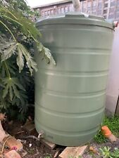 Tankmaster round 1300 litres RAIN WATER TANK 1680mm height 1100mm diameter