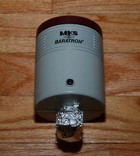 MKS Baratron Type 627A Pressure Transducer 627A-12309 - 1 Torr