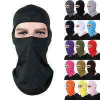 Motorcycle Cycling Full Face Mask Balaclava Helmet Ski Neck Warm Snood Covers