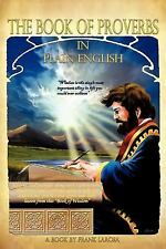 The Book of Proverbs in Plain English by Frank Larosa (2011, Paperback)
