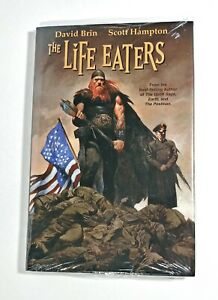 The Life Eaters DC / Wildstorm NEW Factory-Sealed HC! David Brin Graphic Novel