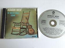 The Rockin' Chair Album HOWLIN' WOLF (1986) - RARE CD - MINT