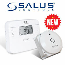 SALUS RT510BC WIRELESS ELECTRONIC PROGRAMMABLE ROOM THERMOSTAT *NEW* *FREE P&P*