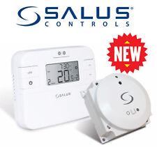 Salus RT510BC sans fil électronique programmable thermostat * NEUF * * Gratuit P & p *
