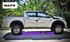 Jungle OFF-ROAD 4x4 Fender Flares Wheel Arches MAZDA BT-50 PRO 2012 2013 2nd GEN
