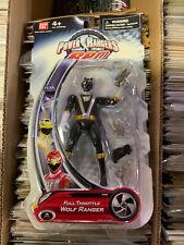 Power Rangers RPM Full Throttle Wolf Ranger