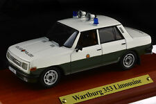 Wartburg 353 Limousine Volkspolizei - 1:43 - Atlas DDR-Fahrzeuge - OVP