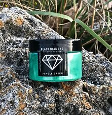 BLACK DIAMOND 4.2g/1.5oz Mica Powder Pigment - Jungle Green