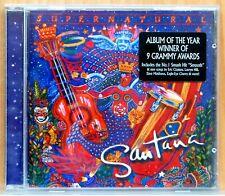 SANTANA SUPERNATURAL - CD