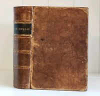 The Dramatic Works Of William Shakspeare Antique 1865 Leather Shakespeare Plays