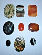 A COLLECTION OF NINE LOOSE GEMSTONES