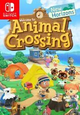 ANIMAL CROSSING NEW HORIZONS SWITCH - ¡Leer Descripción!
