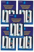 20 Aufsteckbürsten für Oral-B Precision Clean - Ersatzbürsten SB-17A