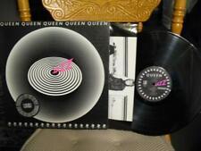 ~~PROMO~~ QUEEN JAZZ ROCK LP ON ELEKTRA 6E-166!! VERY RARE PROMO!