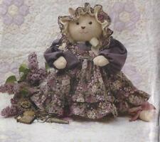 Pattern-Adorable Primrose Kitty Doll- Sweet Gooseberry Hill Design!