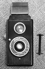 RARE! Waldorf Minicam, Vintage Bakelite Twin Lens Reflex Camera, 127 film