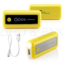 5600mah portátil Batería externa cargador usb para teléfono móvil iPhone