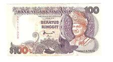 Offer Ahmad Don 7th sr.rm100 banknote Harris printer prefix AN4167929 ! RaRe?