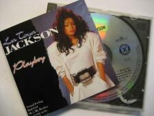 "LA TOYA JACKSON ""PLAYBOY"" - CD"