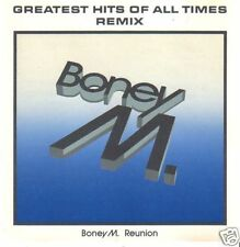 Boney M. - CD-Greatest Hits Of All Times-Remix