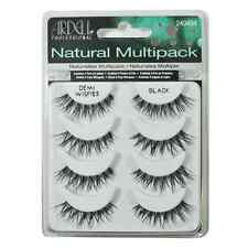 Ardell False Eyelashes MultiPack Demi Wispies Black 4 Pairs #61494