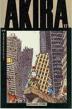 Akira # 17 (Katsuhiro Otomo, 68 pgs.) (Estados Unidos, 1990)