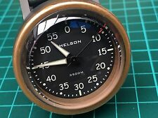 Helson Gauge 3500 Titanium / Bronze Limited Edition - Automatic ETA. 47 mm