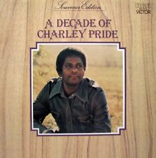 CHARLEY PRIDE A Decade Of LP