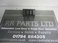 Land rover discovery 300tdi-régulateur de vitesse et bouton interrupteur panneau